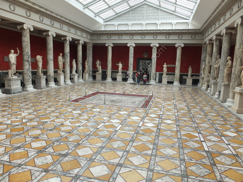 Great Hall of Roman Antiquities, Ny Carlsborg Glypotek Museum