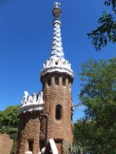 Gaudi Feature House, Parc Guell
