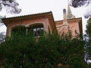 Gaudi Style House, Parc Guell