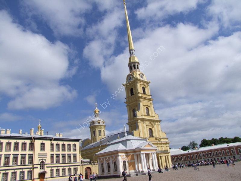 Peter & Paul Fortress 1702, St Petersburg