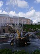 Fountains, Peterhof