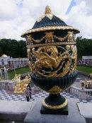 One of many Urns at Peterhof 1714-21, St Petersburg