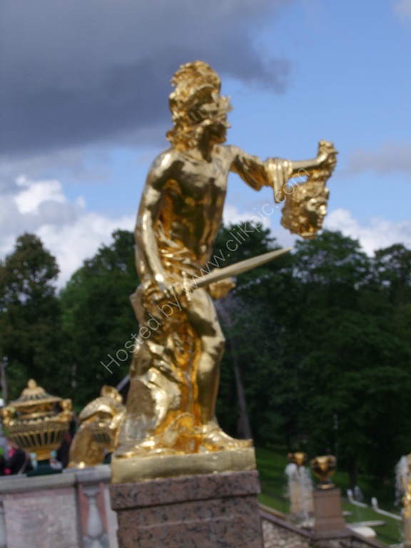 Fountain Gardens, Peterhof