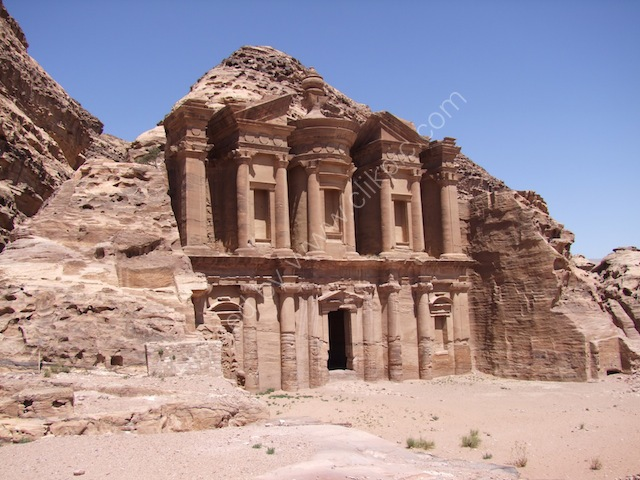 Ad-Dayr (The Monastery), Petra