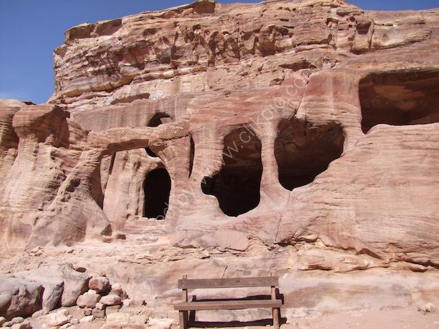 Caves, Petra