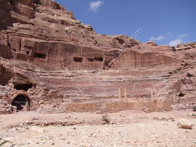 Nabatean Hellenistic Theatre, Petra
