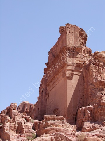 Unknown Tomb, Petra