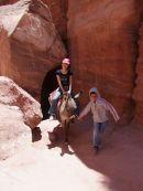 Walk to Ad-Dayr (Monastery), Petra