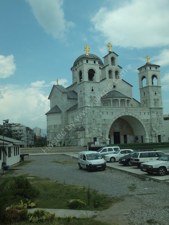 Cathedral, Podgorica