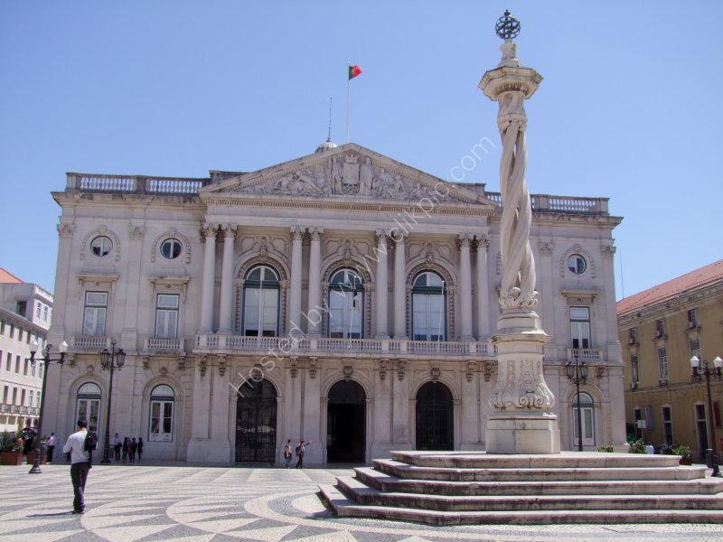 Municipal Building & Monument