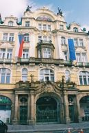 Ministry of Local Development, Old Town, Prague