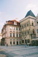 Buildings, Old Town Square, Prague