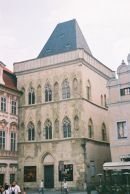 A Building in Old Town Square, Prague