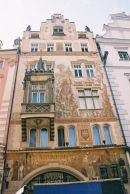 Storch House, Old Town Square, Prague