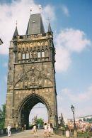 Old Town Bridge Tower, Charles Bridge, Prague