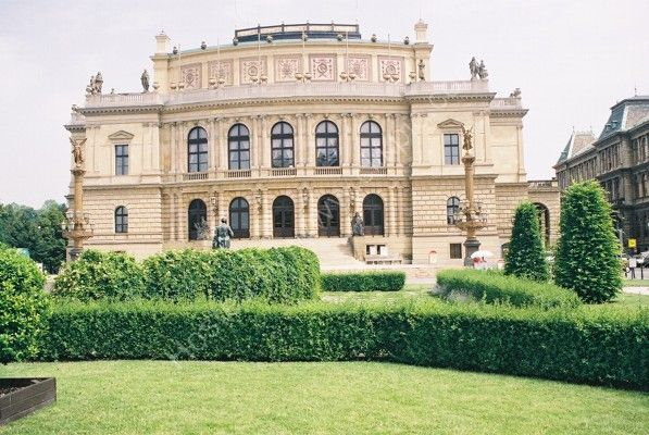 Rudolfinum, Old Town, Prague
