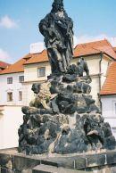 St Vitus, 1714, Charles Bridge, Prague