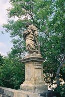 St Jude Thaddaeus, 1708, Charles Bridge, Prague