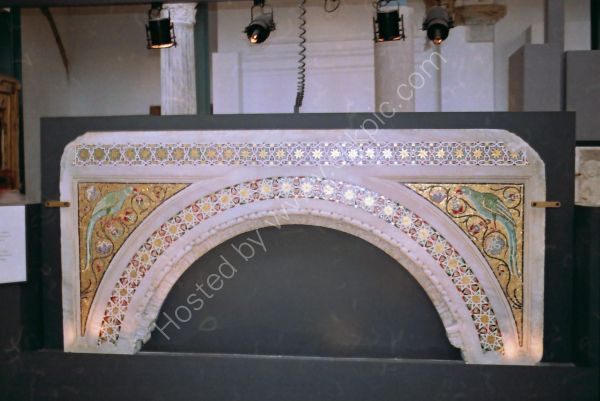 Decorated Arch in Church, Ravello