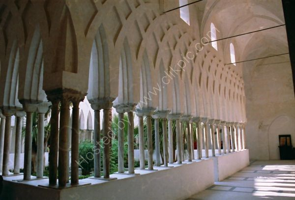 Church Cloisters, Ravello