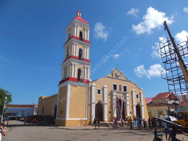 Parroquia San Juan Bautista, Remedios