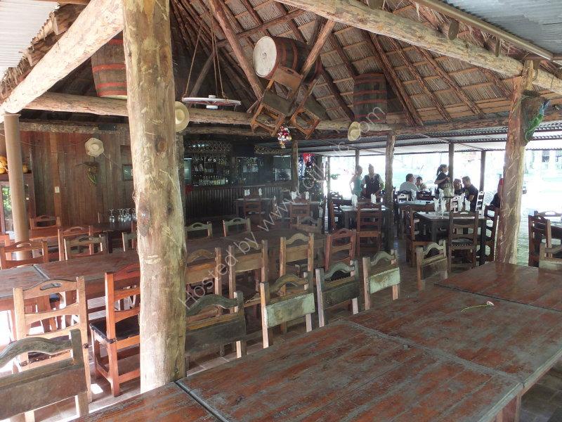El Curujay Restaurant, Remedios
