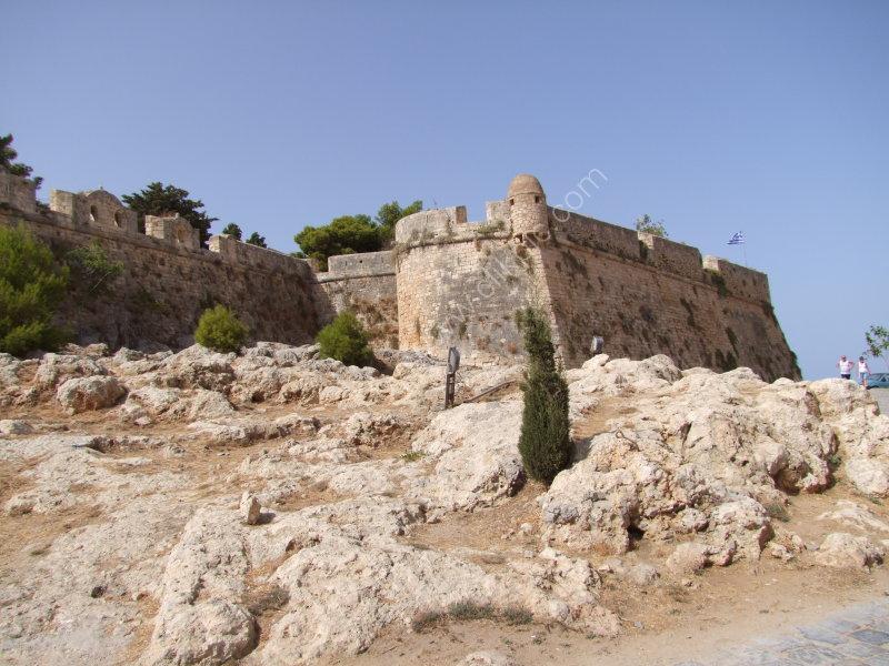 Fortezza Castle 1580, Rethimnon