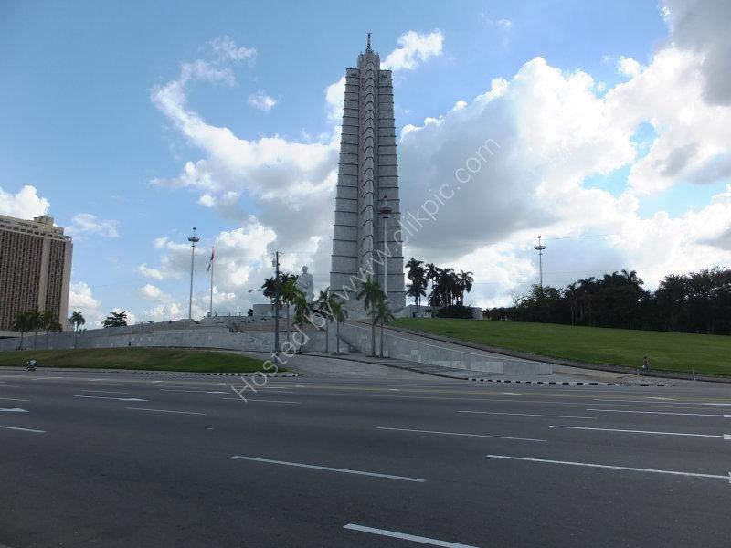 Revolution Monument, Revolution Square, Havana