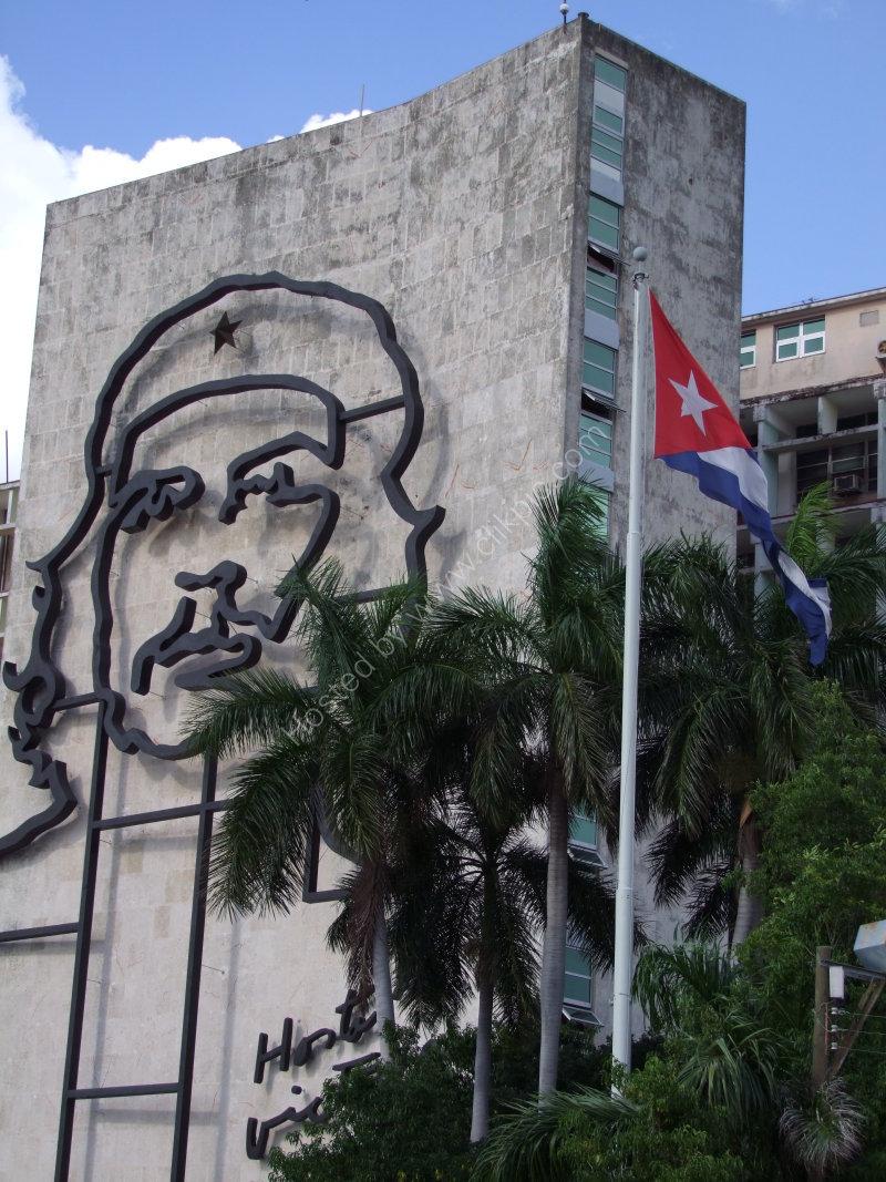 Che Guevara, Revolution Square, Havana