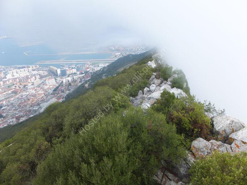 Rock of Gibraltar Peak