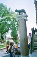 Pillar, Rome