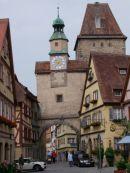 Roder Arch & Markus Tower, Rothenburg
