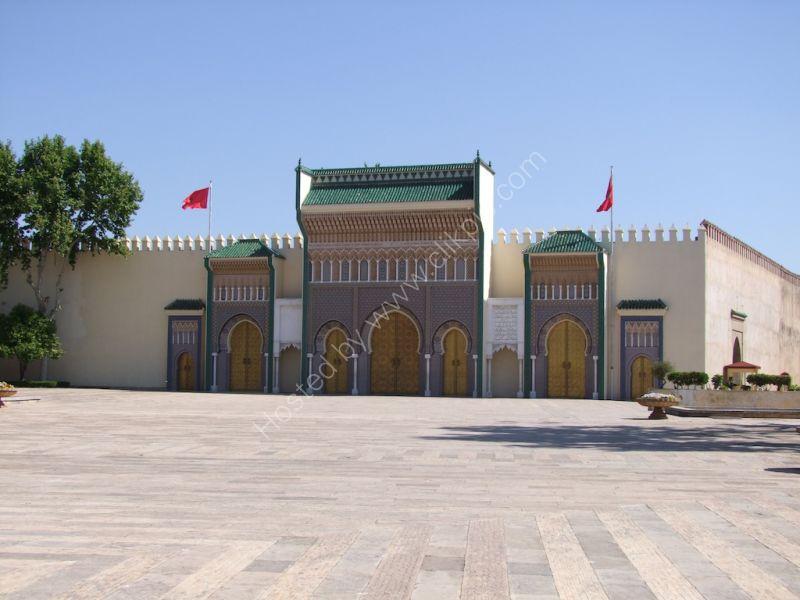 Gates of Royal Palace