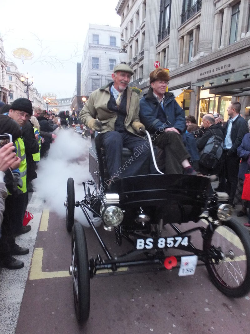 London to Brighton Vintage Car Rally