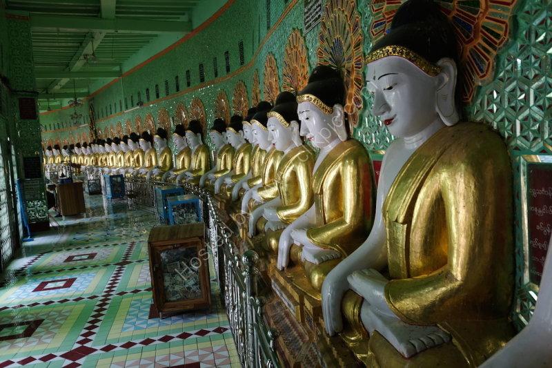 U Min Thonze Pagoda
