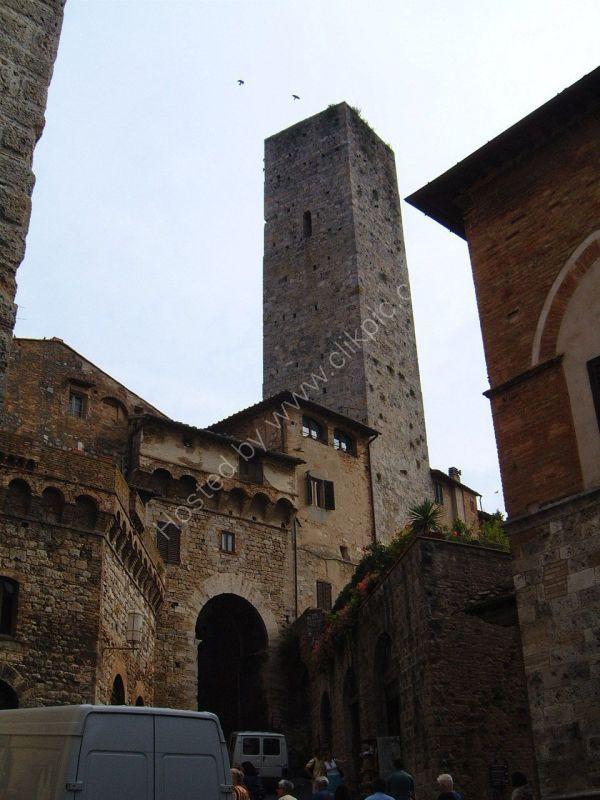 A Tower, San Gimignano, Tuscany