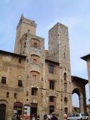 Towers, San Gimignano, Tuscany
