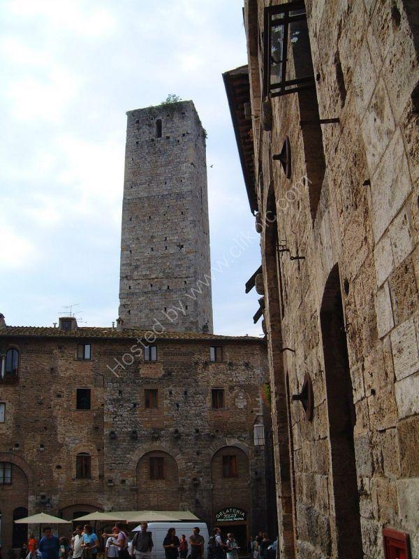 Buildings & Tower, San Gimignano, Tuscany