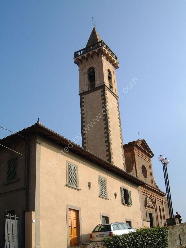 Buildings, San Gimignano, Tuscany
