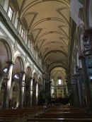 Inside San Domenico Church, Palermo