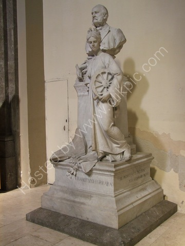 Stone Carving, San Domenico Church, Palermo