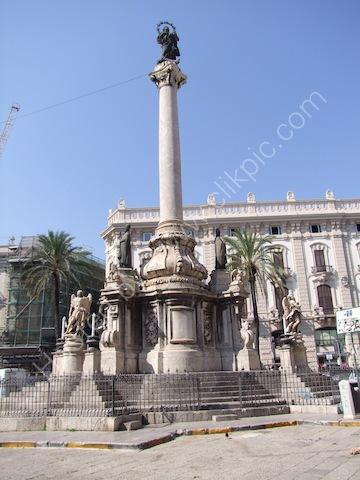 Piazza San Domenico, Palermo