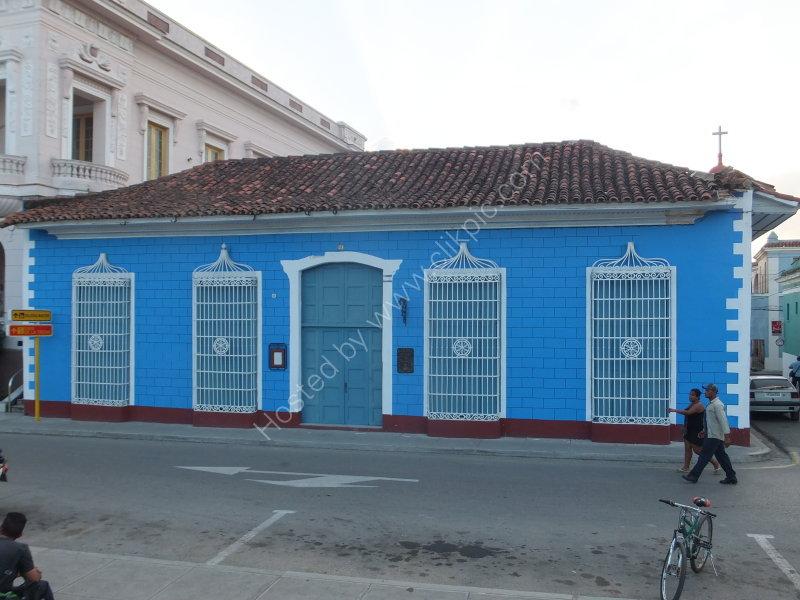 Spanish Style Building, Santa Clara