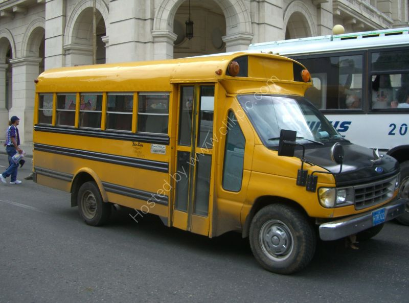 School Bus, Havana