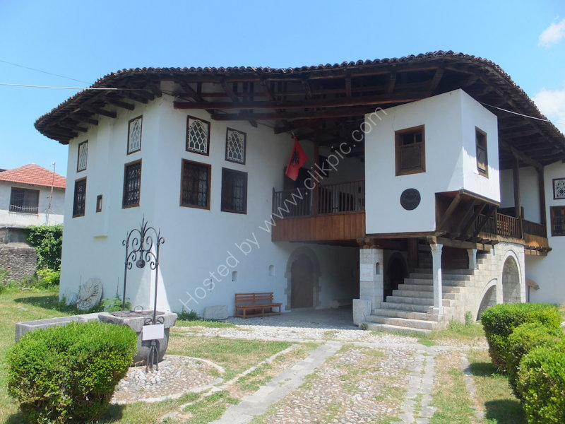 Traditional Albanian House