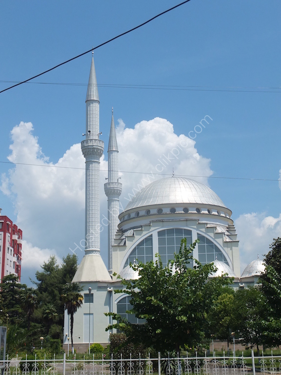 Mosque in Shkoder Centre