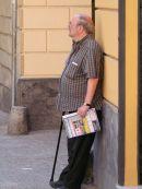 Sicilian Hiding in the Shade!, Palermo