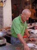Sicilian Smoking, Food Market, Syracusa