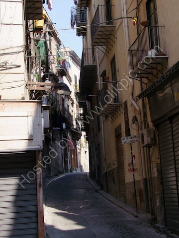 Side Street, Palermo