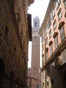 Street, Sienna, Tuscany